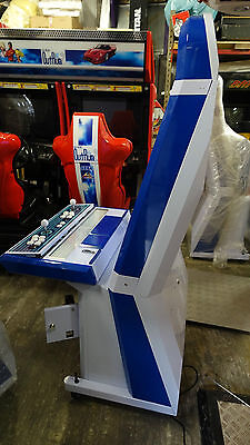VEWLIX L JAMMA ARCADE VIDEO CABINET MACHINE, 32in LCD BRAND NEW WORKING
