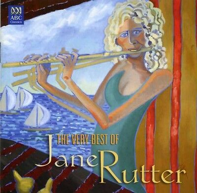 JANE RUTTER The Very Best Of CD - Greatest Hits - Excellent Condition