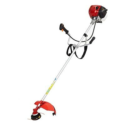 Heavy Duty Grass Strimmer Brush Cutter 52cc 2.2kw