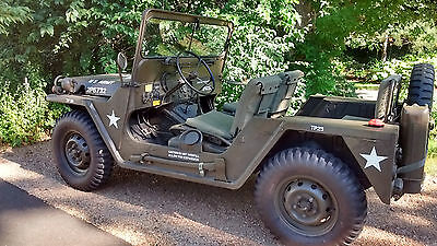 1967 M151A1 military jeep, titled and licensed in MN