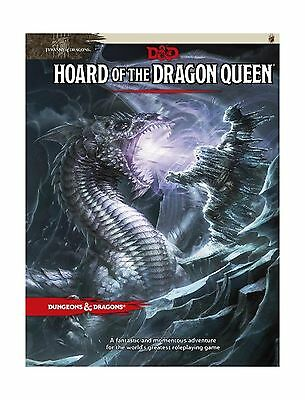 Tyranny of Dragons: Hoard of the Dragon Queen Adventure (Dungeons & Dr... - Book