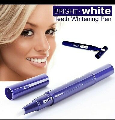 Stylo gel dentaire BRIGHT White Dents Blanches zero tache blanchiment des dents