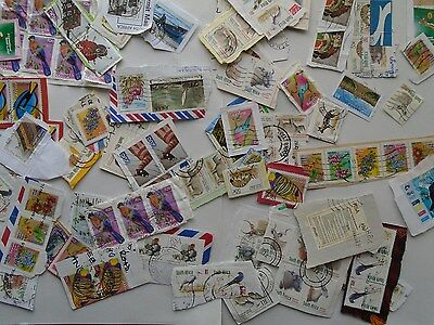 South Africa - 100 Postage Stamps as shown in picture (A)