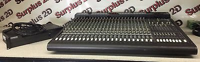 MACKIE 24x8 24-Channel 8-Bus Recording & Mixing Console Power Supply Incl.