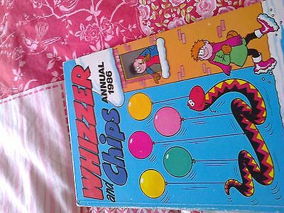 whizzer and chips book