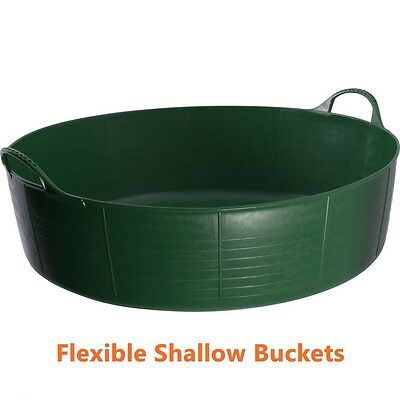 Flexible Feed Buckets Garden Kids Small Sand Ball Pit Patio Pet Pool Water Pit