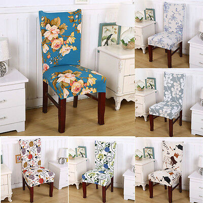 Dining Chair Covers Dining Room Chair Protector Slipcover Decor Home Spandex
