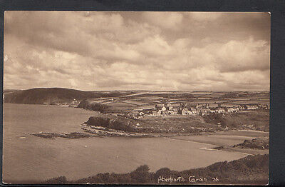 Wales Postcard - View of Aberporth   BH6019