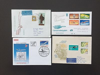 Topical FDC's Airplanes