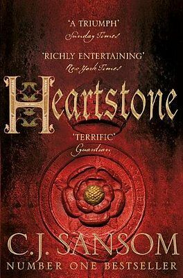 Heartstone (The Shardlake Series) by C. J. Sansom New Paperback Book
