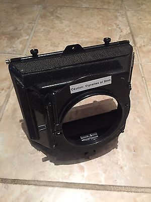 Chrosziel Two-Stage Matte Box Canon 95mm w/ Two 4x4 Filter Frame Holders 402-04