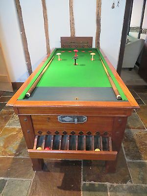 Bar Billiard Table ALL OFFERS CONSIDERED!