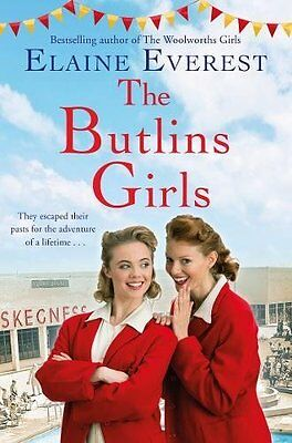 The Butlins Girls by Elaine Everest New Paperback Book