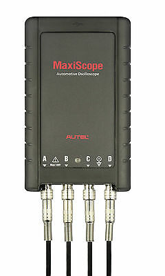 Oszilloskop USB 4 Kanal AUTEL MaxiScope MP408 mit PC Software