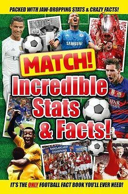 Match! Incredible Stats and Facts - Macmillan Children's Books (Paperback)