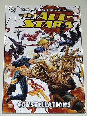 JSA All Stars - Constellations TPB (2010 DC)