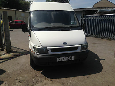 2001 Ford Transit SWB Medium Top, Long MOT , 0.99p , No reserve