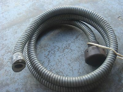 Vintage RARE NOS Maytag Hit Miss Engine Flexible Exhaust Hose Tube 8'