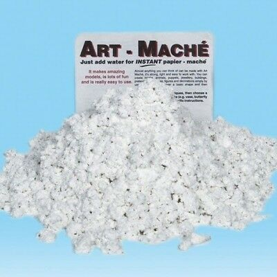 Artstraws Art Mache - Mix With Water