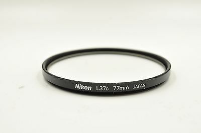Mint Nikon L37C 77mm Filter From Japan Free Shipping