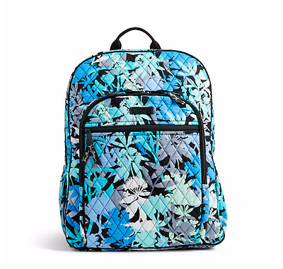 NWT Vera Bradley Campus Backpack in Camofloral