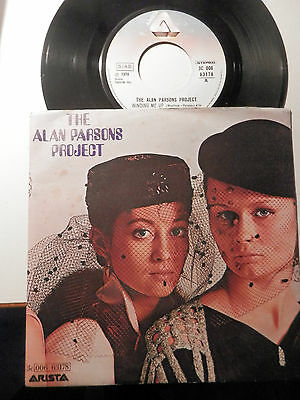 """THE ALAN PARSONS PROJECT - Winding me up 7"""" ITALY 1979 Ex-/M (never played!)"""
