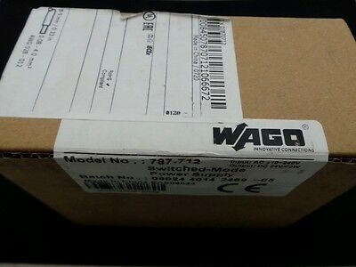 Wago 787-712 Eco Primary Switch Mode Power Supply