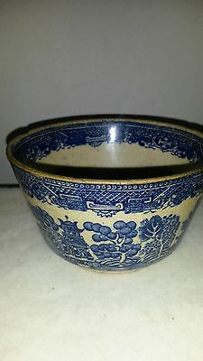 Blue And White Old Bowl, Age Unknown , Pls Look