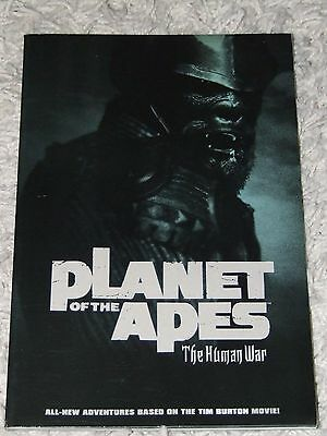 Planet of the Apes - The Human War TPB (2001 Dark Horse)