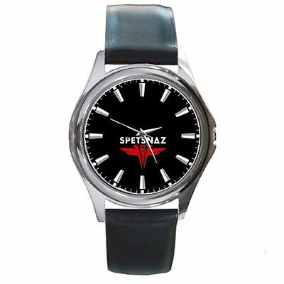 Watches New SPETSNAZ Russia Special Regiments Black