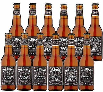Jack Daniels Tennessee Cider Case of 12 x 330ml