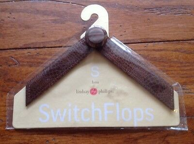 Lindsay Phillips Switch Flops Straps Large - Fits Sizes 9/10/11