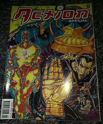 2000ad Action Special