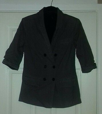 woman's jacket size 10 Topshop