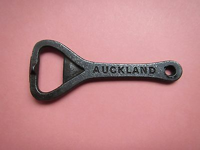 Vintage Auckland Cast Iron Bottle Opener