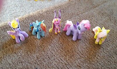 My Little Pony Ponyville-Assortment Of Ponies