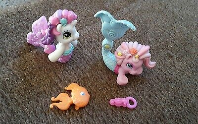 My Little Pony Ponyville- Mermaids