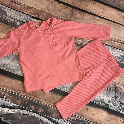 ⭐️NEXT⭐️ 3-6 Months Baby Girl Summer Top Leggings Outfit ⭐️combine Post