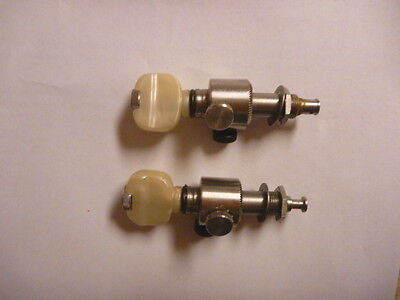 Two Vintage Keith Banjo Tuners Never Used, New in Box