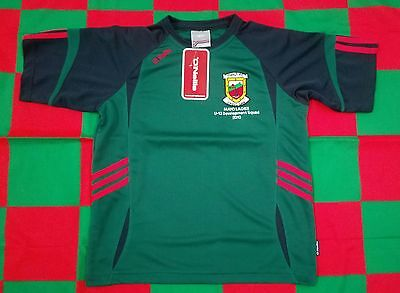 Mayo Ladies GAA BNWT (U-13 Development Squad) Gaelic Football Shirt (Size 10/11)