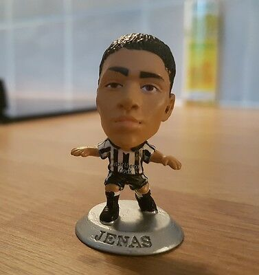 *Silver Base* Jermaine Jenas Newcastle United Microstar