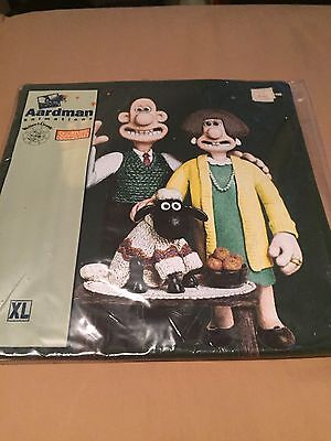 Wallace & Gromit T-shirt (X/L) BRAND NEW - LOWER PRICE!!