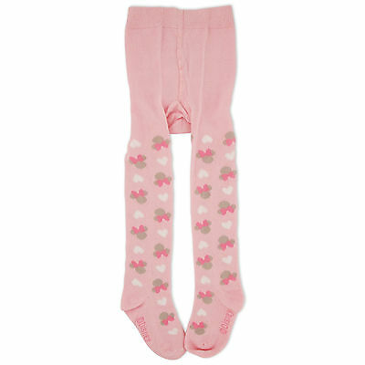 Disney Minnie Mouse Tights, Light Pink, Baby Girls, Ages 0-24M