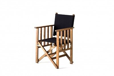 Wooden Tennis Chair Folding Outdoor Indoor Garden Patio Furniture Camping £155