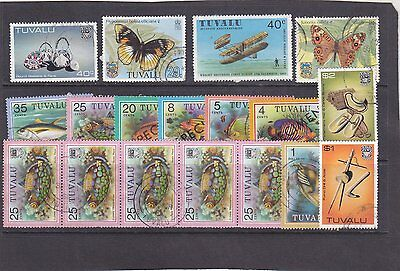 Stamps of Tuvalu