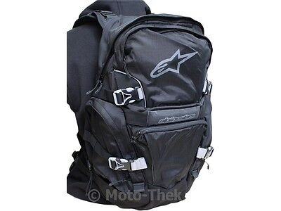 Alpinestars Force Motorcycle Backpack 25 Litre Volume Waterproof and