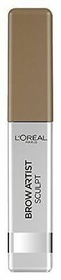 Loreal Brow Artist Sculpt 2 in 1 Mascara Blonde 01