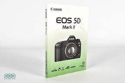 Canon 5D Mark II Instruction Manual
