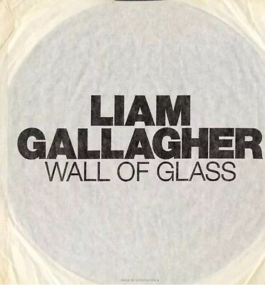 "Liam Gallagher - Wall of Glass 7"" Vinyl Single Limited Edition New Presale"