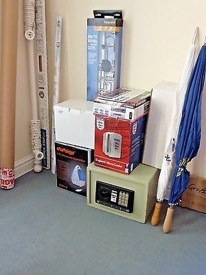 House clearance, job lot of various mostly new items *BARGAIN*